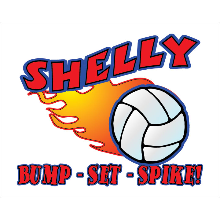 Cute Volleyball Posters Volleyball Poster 18x24 Quot